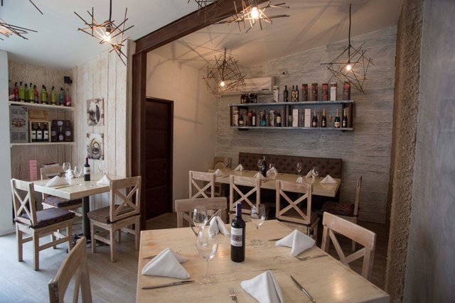 Sorpr ndete con la decoraci n de estos 5 restaurantes cucute os del itese - Objetos para decorar un salon ...